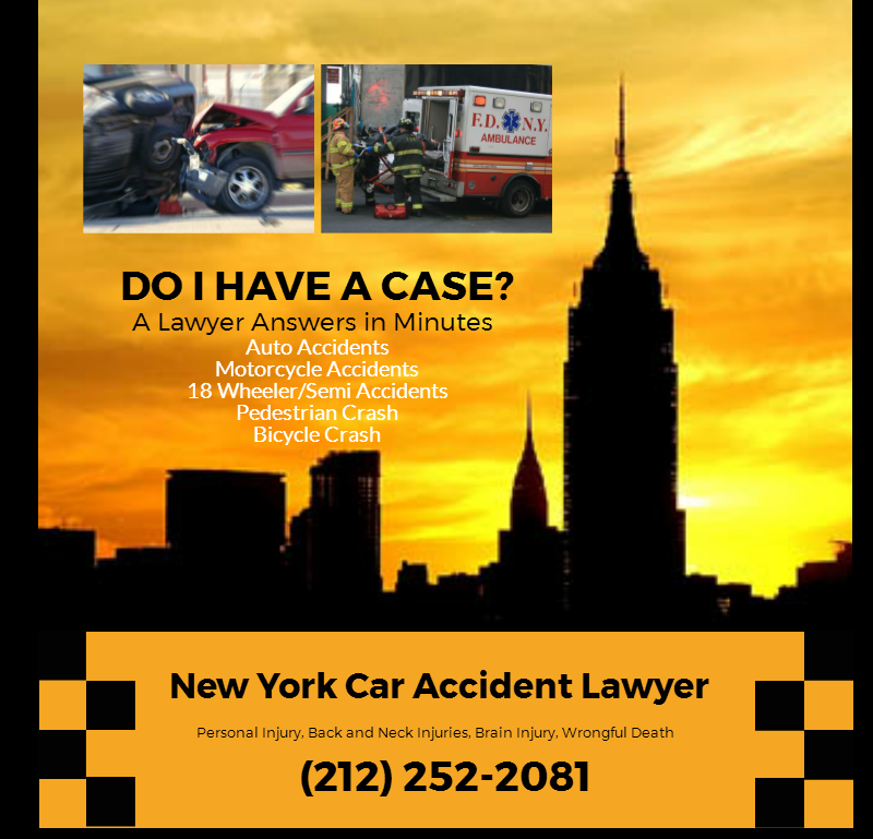 Ajlouny Injury Law - Car Accident Lawyer New York - New York, NY